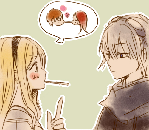 Pocky Lux X Ezreal 1 On We Heart It