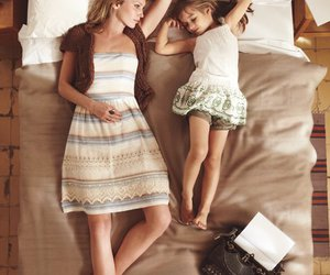 Anthropologie, bed, and mother image