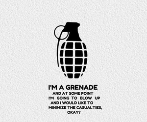 tfios, the fault in our stars, and Grenade image