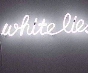white, light, and lies image