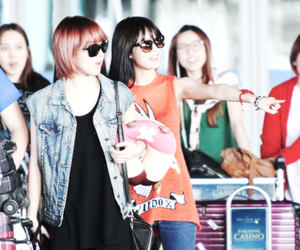 kpop, kim hyun ah, and jiyoon 4minute image