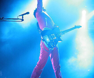 guitar, muse, and music image