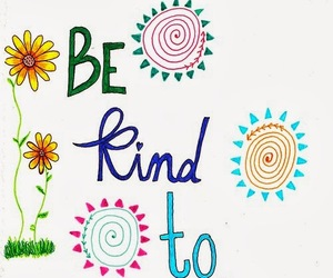 be kind to yourself image