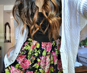 tumblr, hair, and outfit image