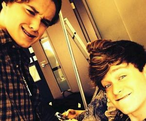the vamps, boy, and bradley simpson image