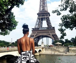 paris, fashion, and style image