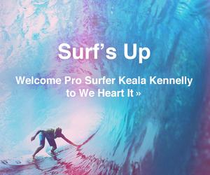 sea and surf image