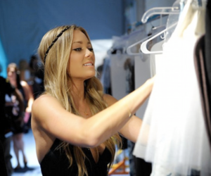 lauren conrad, fashion, and blonde image