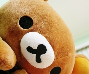 rilakkuma, bear, and kawaii image