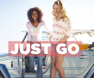 just go and travel image