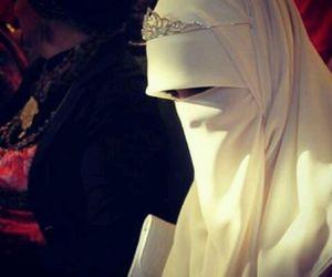 niqab, gelin, and ukhti image