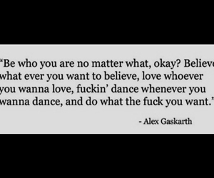 alex gaskarth, all time low, and lovely image