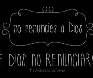 dios and love image