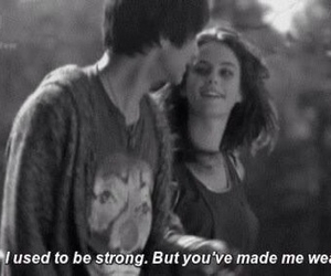 love, skins, and strong image