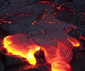 lava and nature image