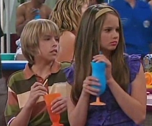 debby ryan, cody and bailey, and cole sprouse image