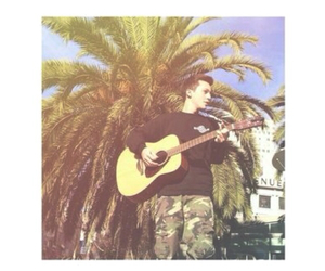 beach, guitar, and perfection image