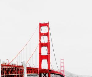golden gate bridge, san francisco, and vacation image
