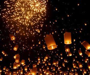 awesome, night, and beautiful image