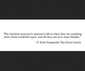 great gatsby, life, and quotes image