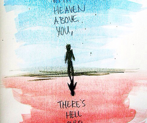pierce the veil, ptv, and hell above image