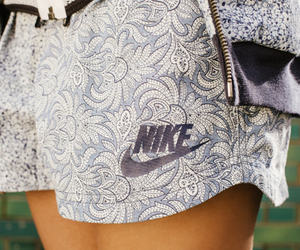 nike, shorts, and outfit image