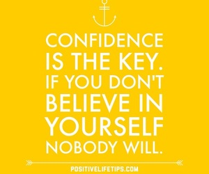 confidence, inspiration, and motivation image