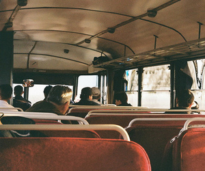bus, people, and tumblr image
