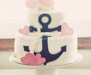 cake and anchor image