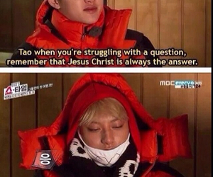 Chen, exo, and jesus image