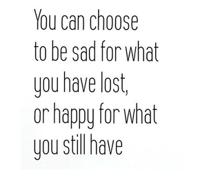 happy, sad, and quote image