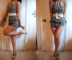 danna, outfit, and platform image