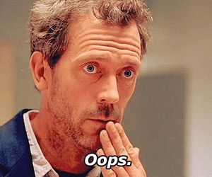 dr.House, cute, and awwwww image