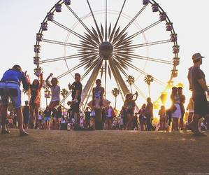 summer, beautiful, and festival image