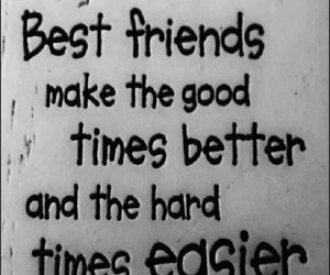 best friends, friends, and Easy image