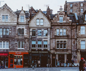 city, scotland, and edinburgh image