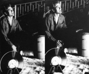 actor, Hot, and james dean image