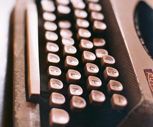vintage, indie, and write image