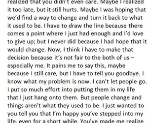 change, goodbye, and hope image