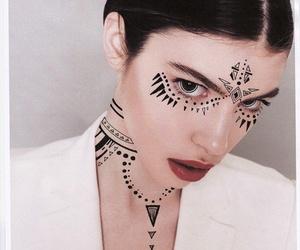 lips, desc, and gothic design image