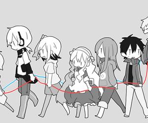 anime, etc, and mekakucity actors image