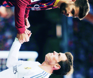 real madrid, fc barcelona, and gerard piqué image