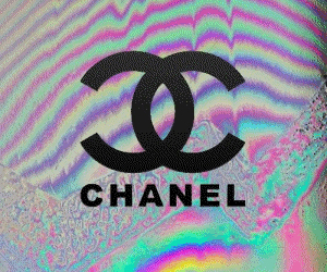 chanel and grunge image