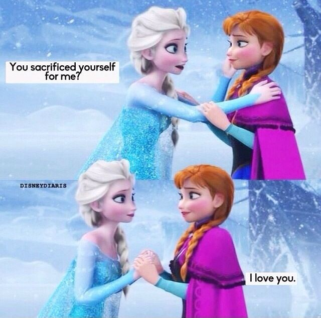 disney frozen quotes discovered by Alicia on We Heart It
