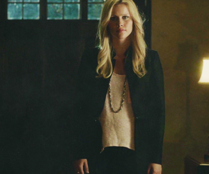 claire holt, blonde, and The Originals image