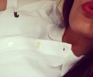 lacoste and girl image