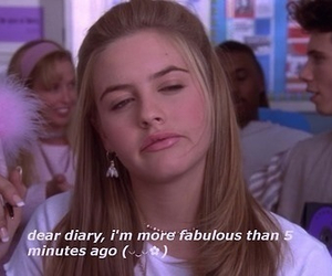 Clueless, fabulous, and quotes image