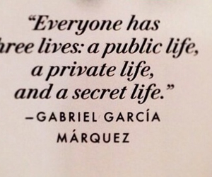 life, private, and quotes image