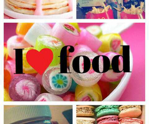 food, girly, and i love image