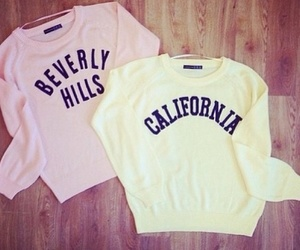 fashion, pink, and california image